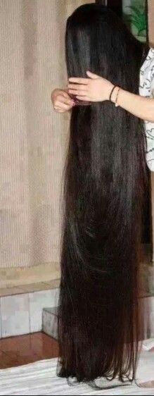 I wanna help V; Grow Long Hair, Big Hair, Loose Hairstyles, Straight Hairstyles, Beautiful Long Hair, Gorgeous Hair, Simply Beautiful, Human Hair Color, Long Black Hair