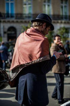 ed02815b8b5 Paris Fashion Week - Street Style on GarconJon.com