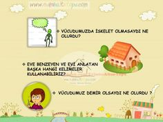 çocukların yaratıcı düşünme becerisini geliştiren sorular (4) | Evimin Altın Topu School Teacher, Pre School, Creative Thinking, Montessori, Activities For Kids, This Or That Questions, Education, Learning, Children