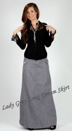So many great skirt styles to choose from