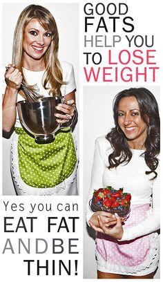 'Eat Fat, Be Thin' - I have this book & it is great!