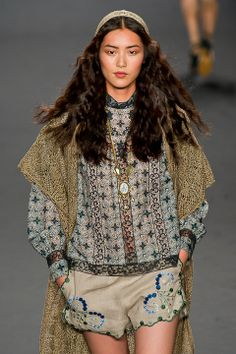 Anna Sui Spring 2014 Collection 2014 Fashion Trends fe7aa4137