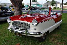 Nash Metropolitan Convertible -- Curated by: Williams Automotive | 1790 KLO Rd. Kelowna | 250-860 2812