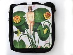 Schultertasche+Kunst+Tasche+Umhänge...+von+Atelier+Art-istique+auf+DaWanda.com