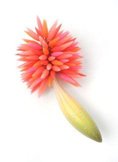 Botanical polymer | Polymer Clay Daily
