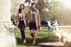 All the latest men's fashion lookbooks and advertising campaigns are showcased at FashionBeans. Click here to see more images from the Barbour Spring/Summer 2016 Advertising Campaign
