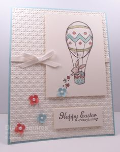 Happy Easter, Everybunny by sunshinedfs - Cards and Paper Crafts at Splitcoaststampers
