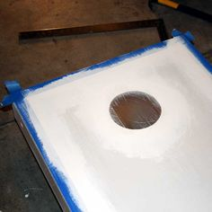How to Paint Cornhole Boards