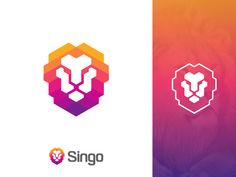 Lion Logo Design design vector illustration colorful logo lion head icon lion logo lion Design Design, Icon Design, Logo Design, Graphic Design, Lion Icon, Lion Vector, Logo Style, Lion Logo, Logo Creation