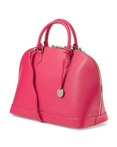 Pulicati Made In Italy Leather Bag $149.99