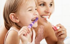 How to Properly Care for Children's Teeth - Do you know how soon to start to clean your child's teeth? When to start taking your child to the dentist? What is the best way to brush your baby's teeth?