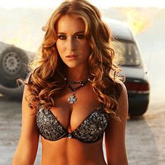 Machete Kills Photo Reveals Alexa Vega as Sexy Assassin Killjoy! - The Spy Kids star is all grown up as a nefarious, scantily-clad sex bomb in director Robert Rodriguez's upcoming action sequel.