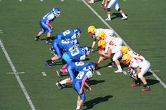 IMG_6646 Dana Hills freshman football vs Mission Viejo. Stop by our website and see what all the excitment is about.  Visit http://dhfootball.com today!