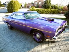 1970 Plymouth Road Runner...