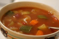 Minestrone | VegWeb.com, The World's Largest Collection of Vegetarian Recipes