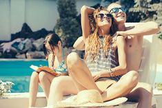 The Family Reunion Guide: Treasure Island Beach Resort Treasure Island Beach, Sands Resort, Madeira Beach, Clearwater Beach, Beach Resorts, Bikinis, Swimwear, Opal, Collection