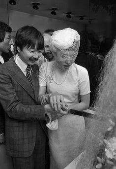 Tina and Michael Chow, 1972