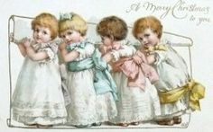 This is a collection of vintage Christmas images and art from my vintage paper collection. These are delightful and old fashioned images taken...