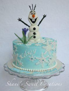Celebration Cakes - Shani's Sweet Creations