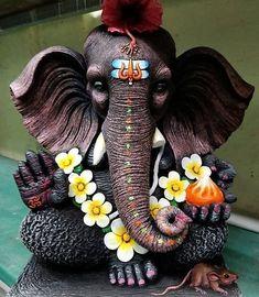Ganesha Drawing, Lord Ganesha Paintings, Lord Shiva Painting, Ganesha Art, Ganesh Pooja, Sri Ganesh, Ganesh Utsav, Shri Ganesh Images, Ganesha Pictures