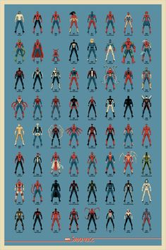 SPIDER-VERSE Posters by DKNG + SPIDER-MAN Enamel Pins! – Mondo