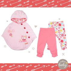 Baby Girl Valentine's Day Outfits from Hallmark Baby Clothes!