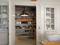 17 Incredible Kitchen Pantry Organization Ideas For Small Space Hidden PantryWalk