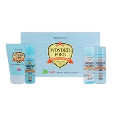 Trial Kit, Etude House, Oiliness, Oily, Pores, Trial Kit, SkinCare, Skincare Face, SkinCare Moisturizers, Special Offers