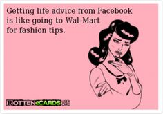 fashion and advice