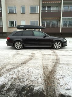 Wintermode roofbox packline Thule