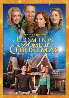 """Its a Wonderful Movie - Your Guide to Family Movies on TV: INSP to Premiere """"Norman Rockwell Presents: Coming Home For Christmas"""""""