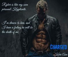 CHARGED IS #LIVE   .(.(.(..).).).Kate  Ive been on the run since entering into the Witness Protection Program over ten years ago. Thats what happens when the mobs out to get you. When my cheap ass car breaks down stranding me in Mississippi I find the last thing I need right now. Ryker  the sexiest man I have ever laid eyes on. Figures hed be a total manwhore. But he is the man that is going to fix my car allowing me to escape before the mob catches up with me. I just need to keep my…