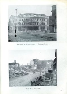 Sheffield Blitz - Story And Pictures Sheffield Steel, Sheffield City, Nostalgia, Old Things, Louvre, War, Memories, History, Pictures