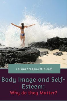 Body image and self-esteem go hand in hand. But what is the difference and why does body image have such an effect on self-esteem? What Is Feminism, Image Tips, Gender Stereotypes, Positive Body Image, Anxiety In Children, Parenting Toddlers, Children Images, Self Esteem, Teaching Kids