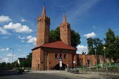 Stargard Szczecinski - the medieval watergate :)