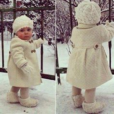 Baby girl outfit -- Oh my god, this is so cute.