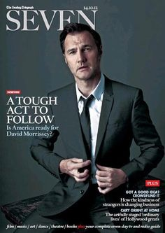David Morrissey...is it wrong to find the Governor so sexy?
