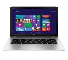 "HP ENVY 17"" laptop.Intel core i7 4700MQ 2.4 -3.4GHZ turbo boost"