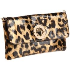 Kate Spade New York Fanfare Missy Cross Body,Leopard,One Size - designer shoes, handbags, jewelry, watches, and fashion accessories   endless.com