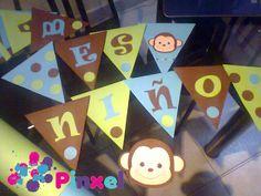 Centros de mesa de changuitos para baby shower - Imagui