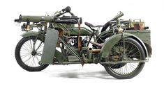 1917 Matchless is last of its kind surviving