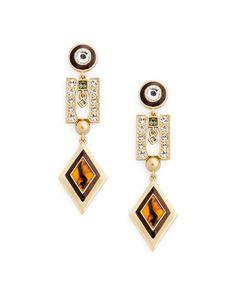 Geometric Shift Earrings from Jewelry Mint
