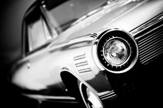 Chrysler Turbine headlight design