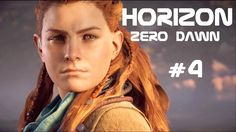 Let's Play Horizon Zero Dawn #04 - So schnell erwachsen [Deutsch/German]