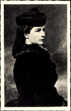 Portrait der Kaiserin Elisabeth von Österreich, Sisi