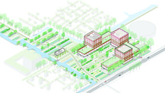 CIVIC architects - Stadsbiotoop - Den Haag | Iso