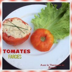 Tomates farcies froides thermomix ou pas