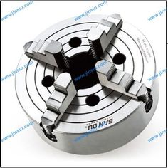 145.00$  Watch now - http://ali9gn.worldwells.pw/go.php?t=32343869827 - 4 Jaws K72-320 Independent Front Mount Lathe Chuck 145.00$