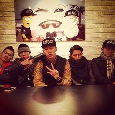 Illionaire / AOM / Jay Park / Dok 2 and others