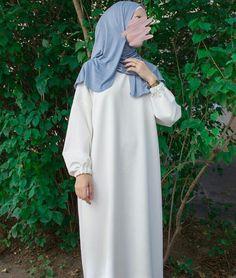 Casual Hijab Outfit, Hijab Chic, Niqab Fashion, Fashion Outfits, Origami, Muslim Women Fashion, Outfit Look, Hijabi Girl, Islamic Clothing
